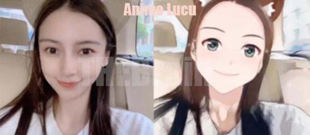 Aplikasi Base Untuk Edit Foto Jadi Anime Lucu!