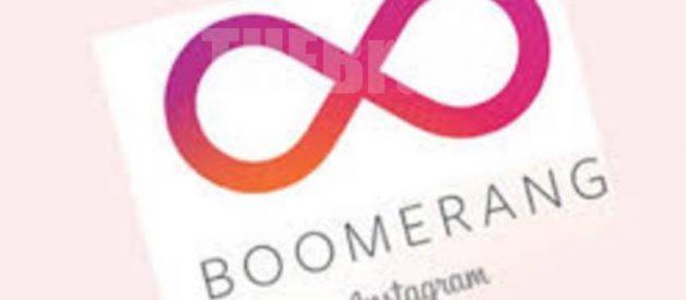 Cara Gunakan Boomerang Slowmotion Di Instagram