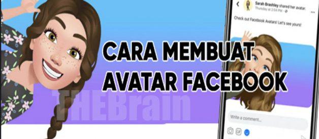 Cara Buat Avatar Facebook Di Whatsapp Lengkap!