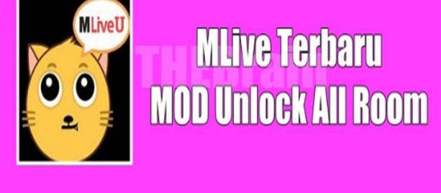 Cara Dapatkam Mlive Mod Apk Unlock Room Terbaru