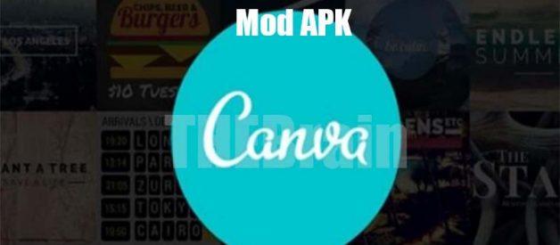Cara Dapatkan Canva Mod APK