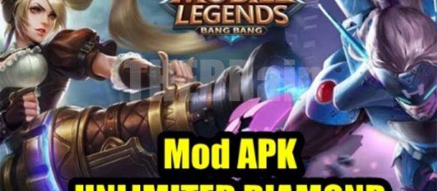 Cara Dapatkan Mobile Legends Mod Apk Unlimited Diamond Terbaru 2021