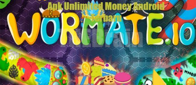Cara Dapatkan Wormate io Mod Apk Unlimited Money Android Terbaru