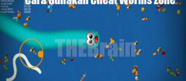 Cara Gunakan Cheat Worms Zone Dengan Game Guardian No Root Terbaru