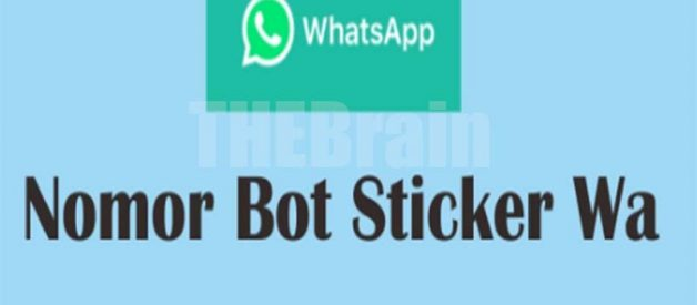 Cara Gunakan Nomor Bot Stiker WA