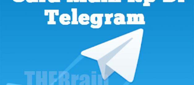 Khusus Pemula, Cara Memainkan RP Di Telegram Android Dan iPhone