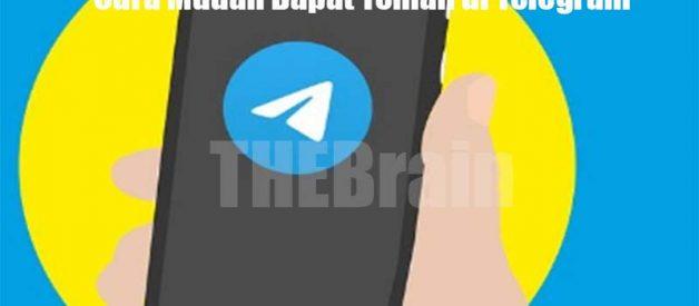 Cara Mudah Dapat Teman di Telegram