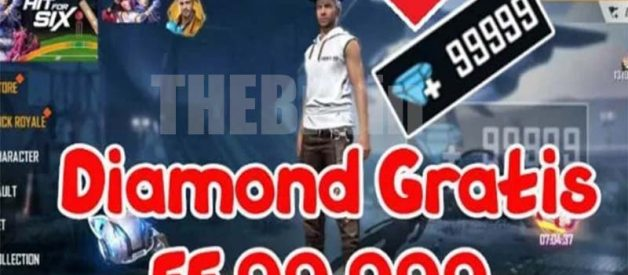 Cara Pasang Diamond Gratis FF 99999 Terbaru