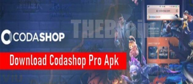 Cara Unduh Codashop Pro FF Apk