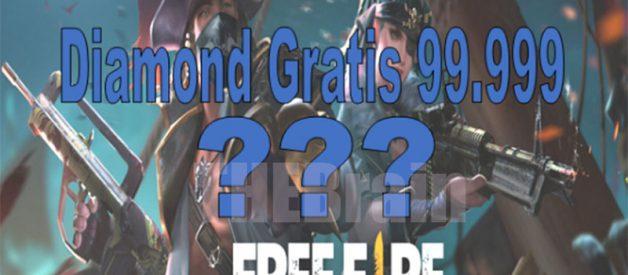 Cara Dapatkan Cheat FF Diamond Asli 99,999 Gratis Terbaru