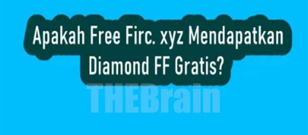 Cara Gunakan Free Firc. xyz Benar Bisa Dapatkan Diamond FF Gratis?