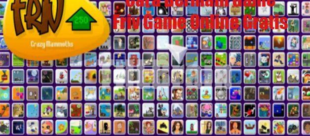 Cara Bermain Game Friv Game Online Gratis