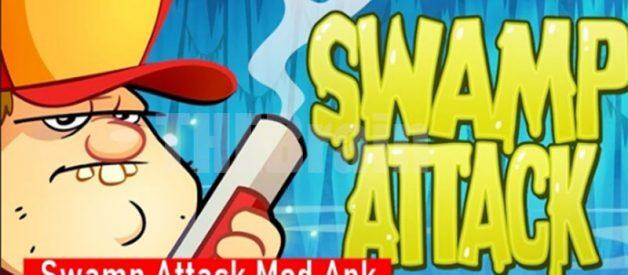 Cara Dapatkan Game Swamp Attack Mod Apk Terbaru (Unlimited Money, Ammo, Energy)