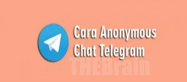 Item Anonymous Chat Telegram Tidak Bisa Digunakan