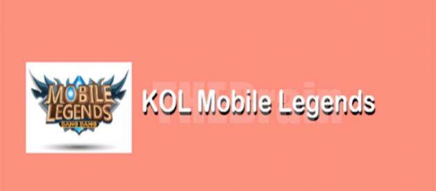 Syarat Bermain KOL Mobile Legends Terbaru, Dan Cara Daftarnya