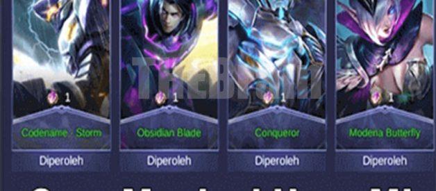 Langkah Menjual Hero Mobile Legends, Mudah!