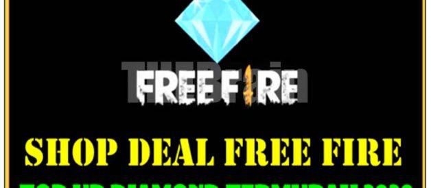 Top Up Shop Deal Free Fire Beli Diamond Murah