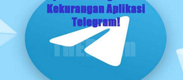 Apa Keuntungan dan Kekurangan Aplikasi Telegram!