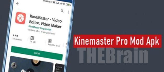 Cara Gunakan Kinemaster Pro Mod Apk
