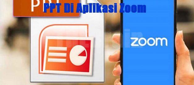 Cara Membuat Presentasi PPT Di Aplikasi Zoom