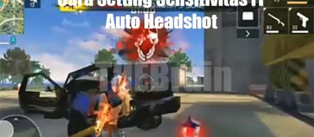 Cara Setting Sensitivitas FF Auto Headshot