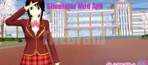 Cara Unduh Sakura School Simulator Mod Apk