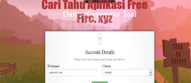 Cari Tahu Aplikasi Free Firc. xyz