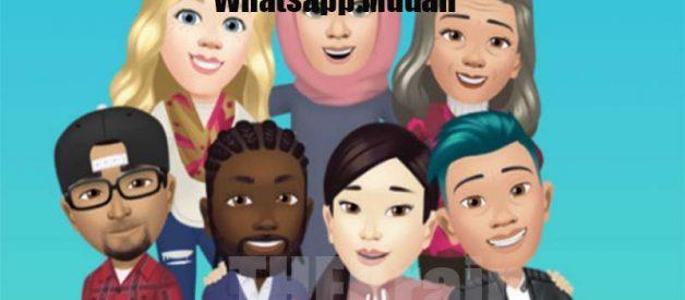 Langkah Membuat Item Avatar Facebook Di Whatsapp Mudah