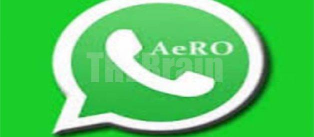 WhatsApp (WA Aero Apk)