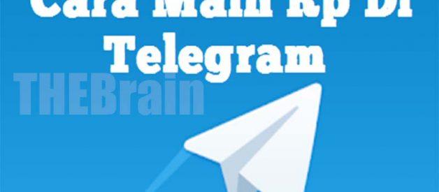 Cara Bermain LRP Di Telegram