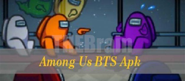 Cara Dapatkan Among Us BTS Apk Mod