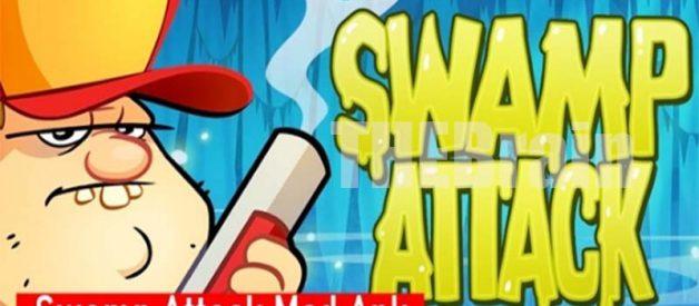 Cara Mainkan Swamp Attack Mod Apk Terbaru