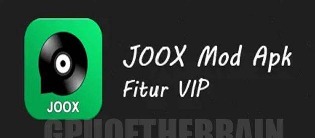 Cara Pasang Joox MOD Apk Dengan Fitur Vip Tanpa Berlangganan