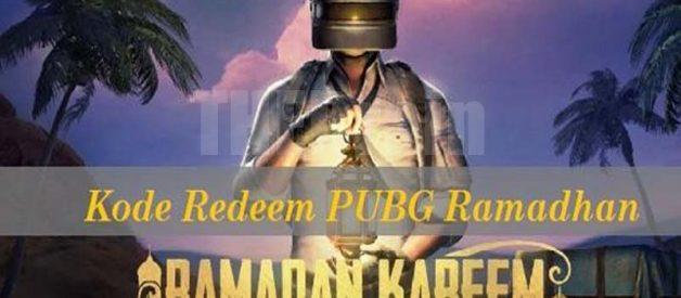 Cara Tukarkan Kode Redeem PUBG Ramadhan Terbaru
