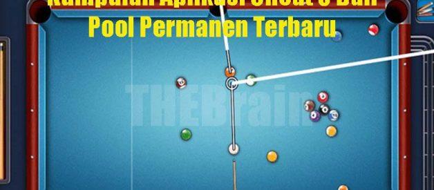 Kumpulan Aplikasi Cheat 8 Ball Pool Permanen Terbaru