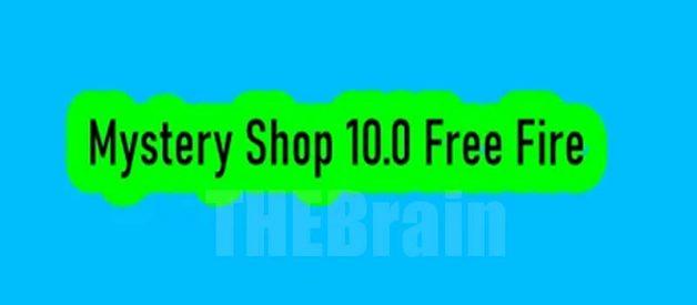 Hadiah Mystery Shop 10.0 Free Fire, Gratis!
