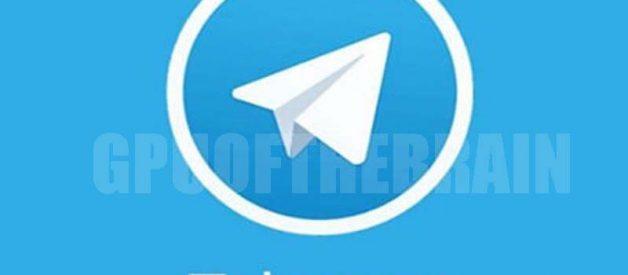 Penjelasan Arti Kata SFS RP Di Telegram