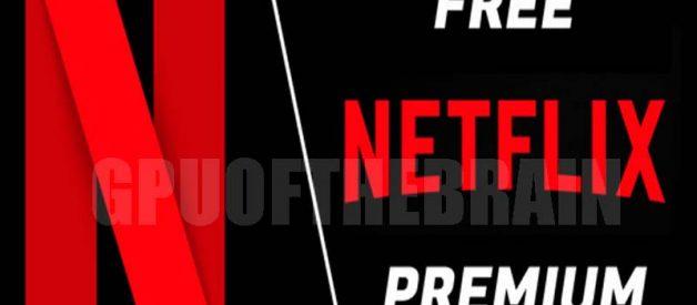 Cara Dapatkan Akun Netflix Gratis Premium Terbaru 2021