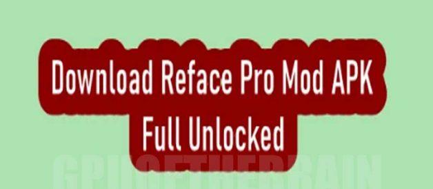 Download Reface Pro Mod APK Full Unlocked Terbaru