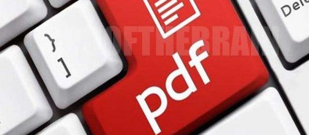 Langkah Agar Ukuran File PDF Menjadi Lebih Besar
