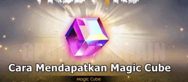 Langkah Dapatkan Magic Cube Free Fire Gratis Terbaru