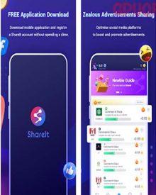 Aplikasi ShareIt Apk Penghasil Uang Benarkah Penipuan?
