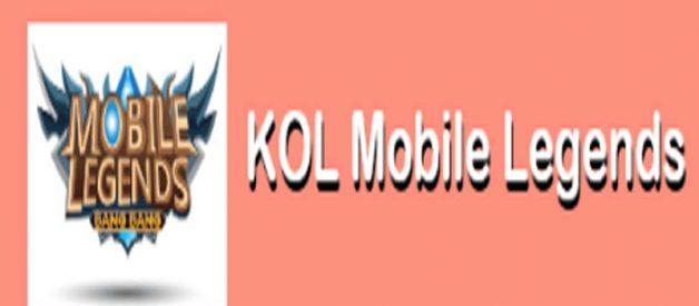 Cara Daftar KOL Mobile Legends 2021