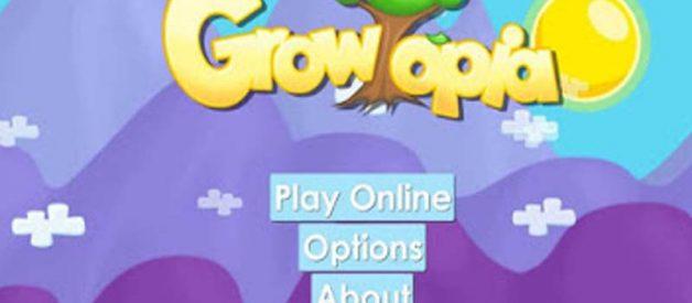 Cara Dapatkan WL Di Growtopia Dengan Mudah