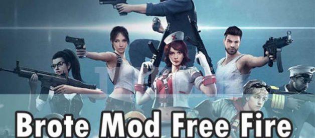 Cara Pasang Brote Mod FF Apk Cheat Menu Free Fire