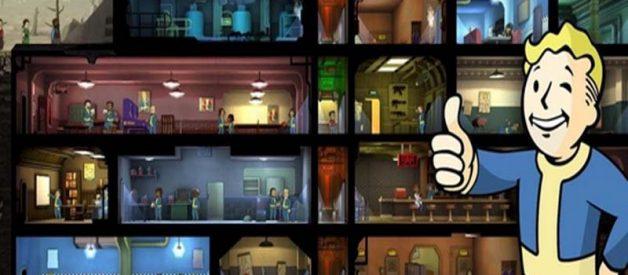 Cara Pasang Fallout Shelter Mod Apk