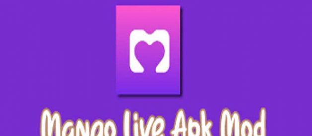 Cara Pasang Mango Live Mod Apk Ungu (Unlock Room+VIP) Terbaru