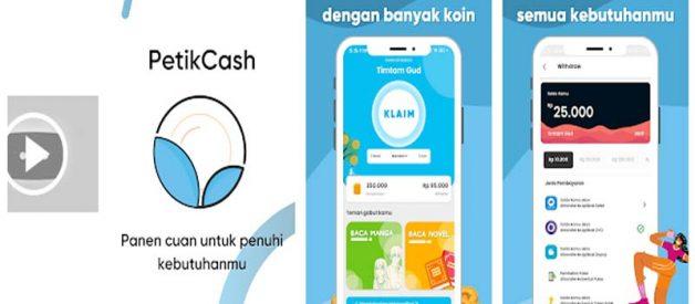 PetikCash APK Aplikasi Penghasil Uang Benarkah Membayar?