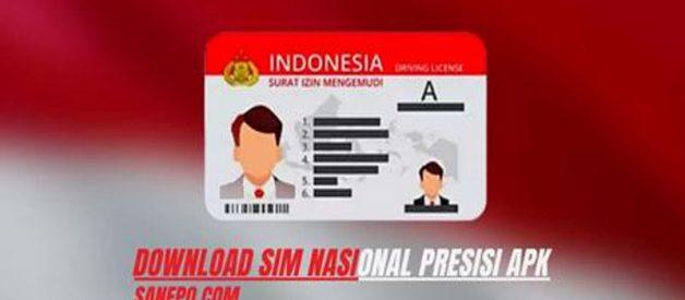 Download SIM Nasional Presisi Apk Terbaru 2021 untuk Android