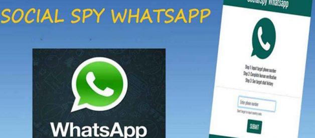 Social Spy WhatsApp, Begini Cara Menggunakannya